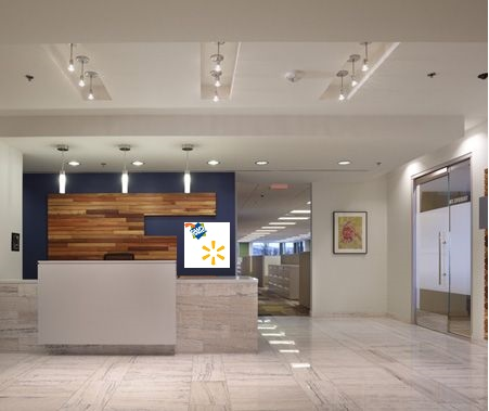 Concept New Offices for the new Wallmart Sam's Club Round Table By Angelcraft Arquitectural