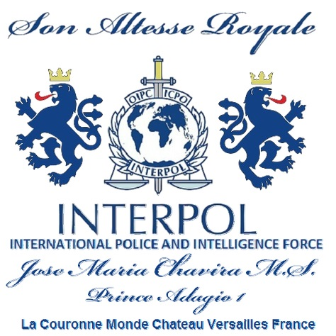 ™Angelcraft Crown Architectural Corporation ™(ArCh).corpvs INTERPOL International Police and Intelligence Force